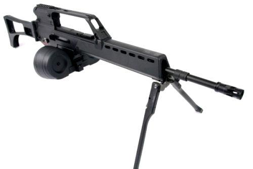 Src Mg36 Full Polymer Gen 3 Tactical Center