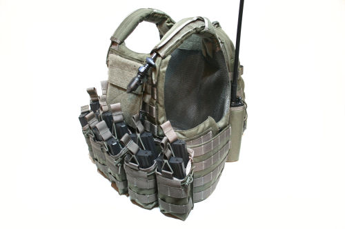 Tactical center