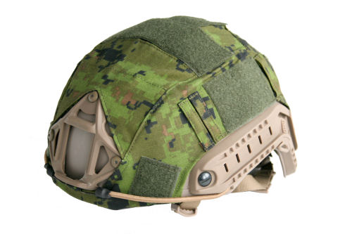 Shadow Strategic Helmet Cover Cadpat Tactical Center